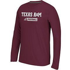Men's adidas Texas A&M Aggies Sideline Gridiron Tee