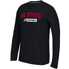 Men's adidas North Carolina State Wolfpack Sideline Gridiron Tee