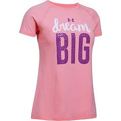 Girls 7-16 Under Armour 'Dream Big' Graphic Tee