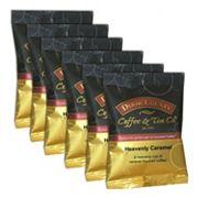 Door County Coffee Heavenly Caramel Ground Coffee 6 pk