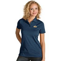 Women's Antigua Denver Nuggets Quest Desert Dry Polo