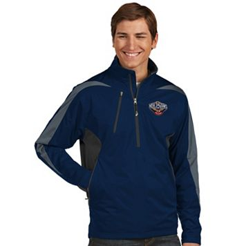 Men's Antigua New Orleans Pelicans Discover Pullover
