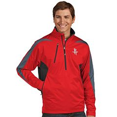 Men's Antigua Houston Rockets Discover Pullover