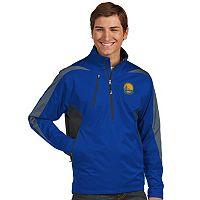 Men's Antigua Golden State Warriors Discover Pullover