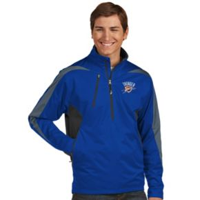 Men's Antigua Oklahoma City Thunder Discover Pullover