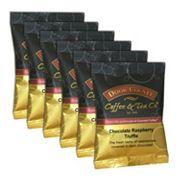 Door County Coffee Chocolate Raspberry Truffle Ground Coffee 6 pk