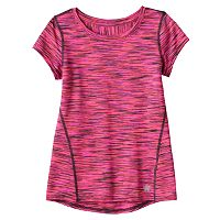 Toddler Girl Tek Gear® Space-Dyed Performance Tee