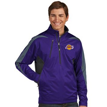 Men's Antigua Los Angeles Lakers Discover Pullover
