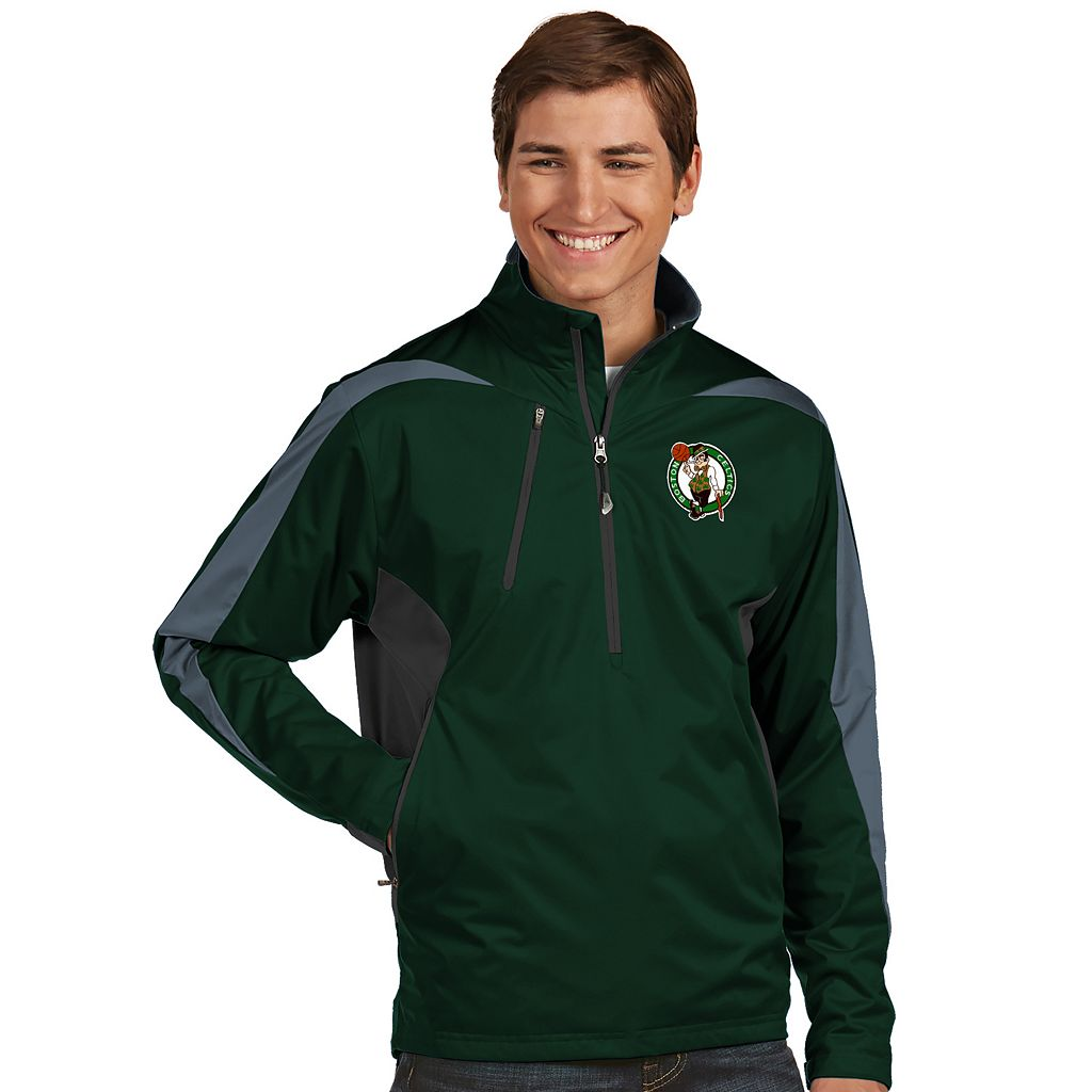 Men's Antigua Boston Celtics Discover Pullover