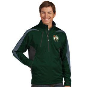 Men's Antigua Boston Celtics Discover Pullover