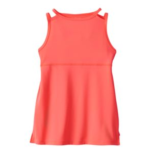 Girls 4-6x Tek Gear® Ruffle Tank Top