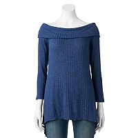 Women's French Laundry Off-the-Shoulder Ribbed Top