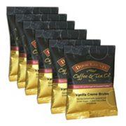 Door County Coffee Vanilla Crème Brulee Ground Coffee 6 pk