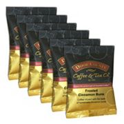 Door County Coffee Frosted Cinnamon Buns Ground Coffee 6 pk