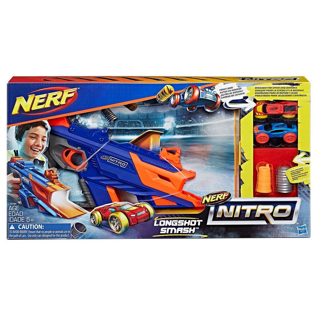 Nerf Nitro Long-Shot Smash Set