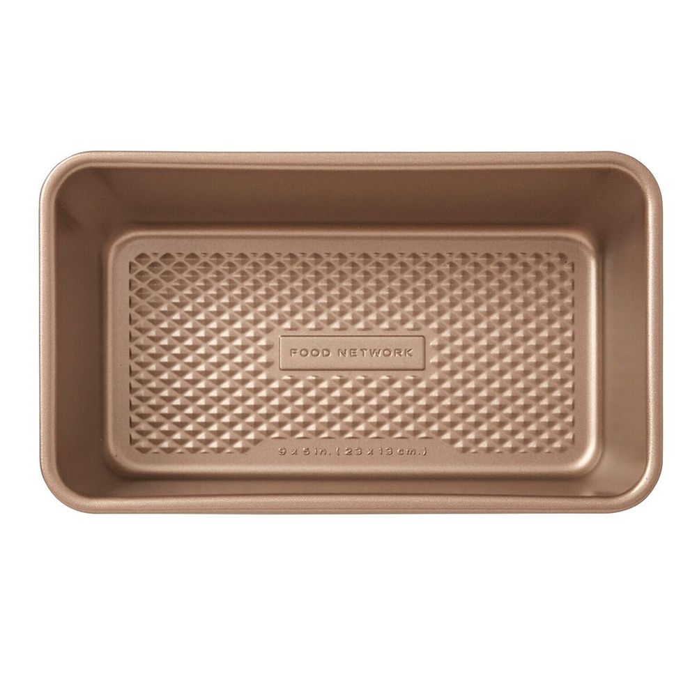 Food Network™ Textured Performance Series Nonstick Loaf Pan