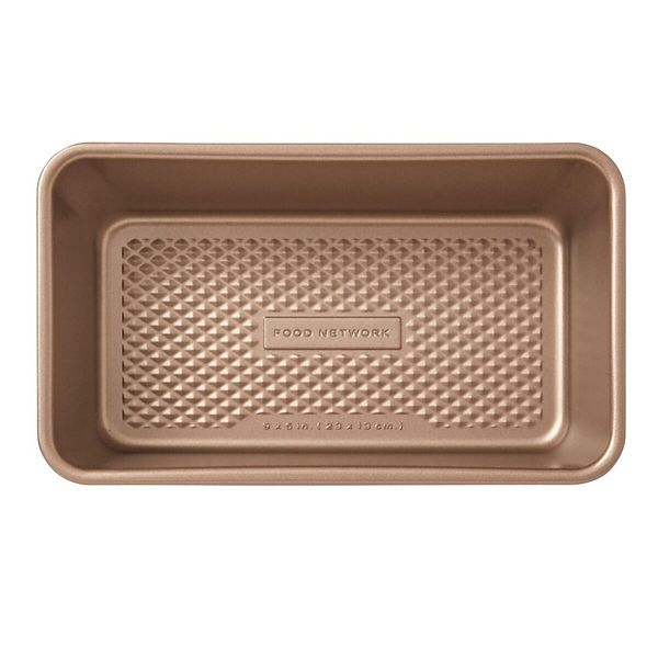Food Network Textured Performance Series Nonstick Loaf Pan