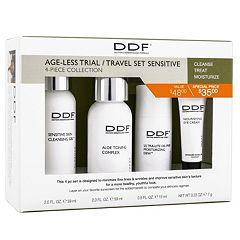 DDF Ageless Anti-Aging Sensitive Skin Starter Set - Travel Size