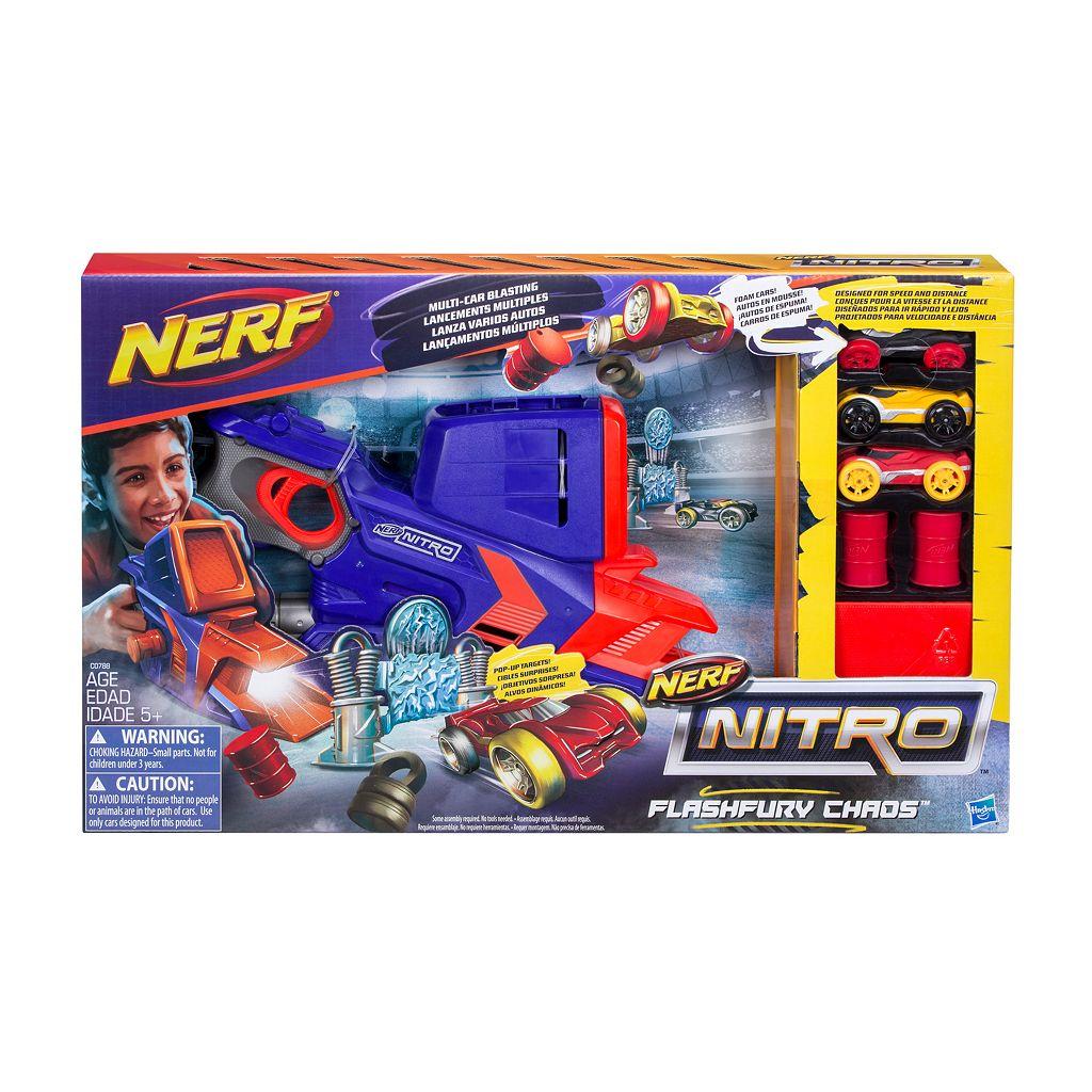Nerf Nitro FlashFury Chaos Set