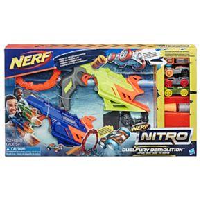 Nerf Nitro DuelFury Demolition Set