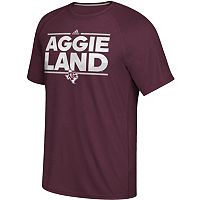 Men's adidas Texas A&M Aggies Dassler City Nickname Tee
