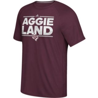 Men's adidas Texas A&M Aggies Dassler City Nickname Tee