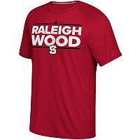 Men's adidas North Carolina State Wolfpack Dassler City Nickname Tee