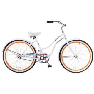 Women's Titan 26-Inch Docksider Beach Single-Speed Cruiser Bike