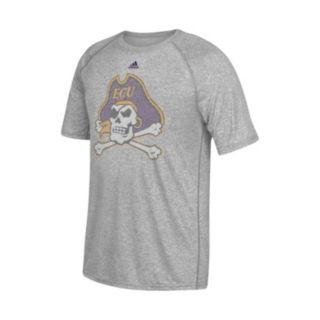 Men's adidas East Carolina Pirates Linear Play Logo Tee