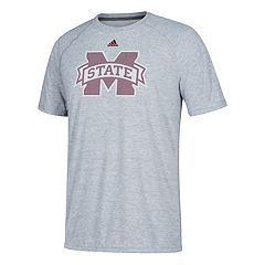 Men's adidas Mississippi State Bulldogs Linear Play Tee