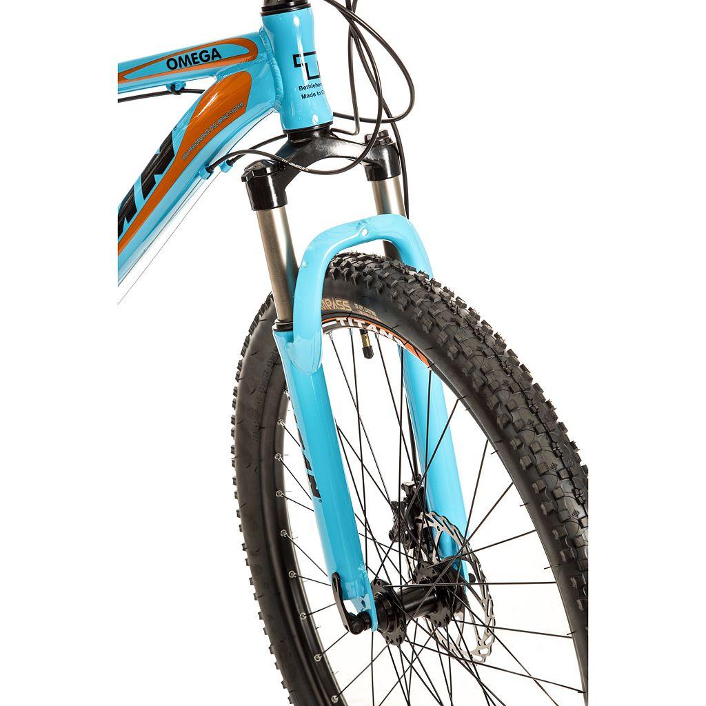 Adult Titan Omega 27.5-Inch Alloy-Frame Mountain Bike