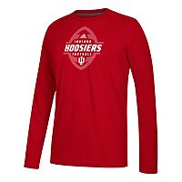 Men's adidas Indiana Hoosiers Football Force Tee