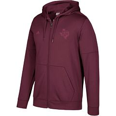 Men's adidas Texas A&M Aggies Tonal Team Logo climawarm Hoodie