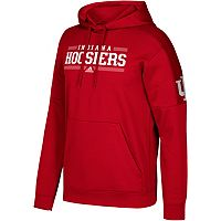 Men's adidas Indiana Hoosiers Team Issue climawarm Hoodie