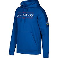 Men's adidas Kansas Jayhawks Team Issue climawarm Hoodie