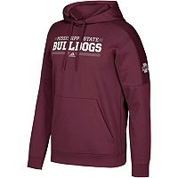 Men's adidas Mississippi State Bulldogs Team Issue climawarm Hoodie