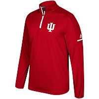 Men's adidas Indiana Hoosiers Sideline Pullover