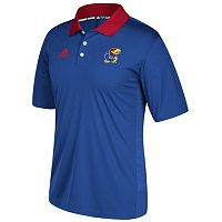 Men's adidas Kansas Jayhawks Coaches Polo