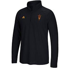 Men's adidas Arizona State Sun Devils Sideline Basic Pullover
