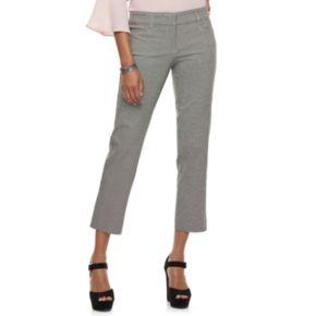 Juniors' Candie's® Audrey Crop Dress Pants