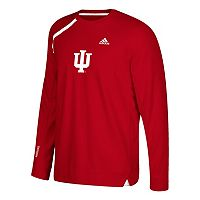 Men's adidas Indiana Hoosiers Shooting Tee