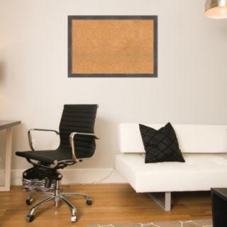 Amanti Art Large Framed Cork Board Wall Decor