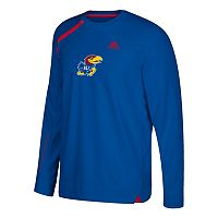 Men's adidas Kansas Jayhawks Shooting Tee