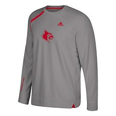 Men's adidas Louisville Cardinals Shooting Tee
