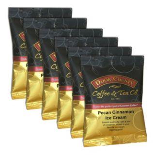 Door County Coffee Pecan Cinnamon Ice Cream Ground Coffee 6-pk.