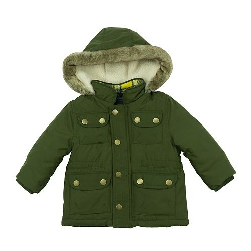 Boys 4-7 Carter's Heavyweight Parka Jacket