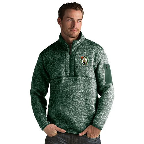 Men's Antigua Boston Celtics Fortune Pullover