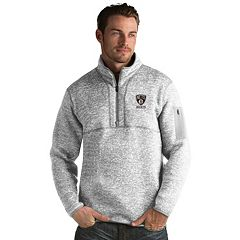 Men's Antigua Brooklyn Nets Fortune Pullover