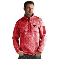 Men's Antigua Chicago Bulls Fortune Pullover