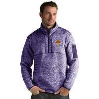 Men's Antigua Los Angeles Lakers Fortune Pullover